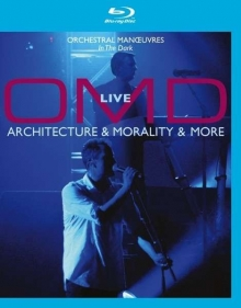 OMD (Orchestral Manoeuvres In The Dark) - Architecture, Morality And More