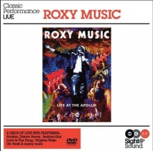 Live At The Apollo - de Roxy Music