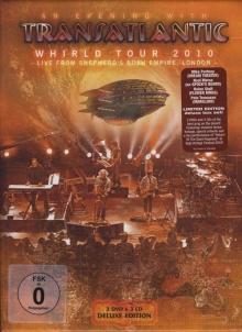 Whirld Tour 2010 - Limited Mediabook - de Transatlantic