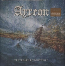 Ayreon - The Theory Of Everything - 180gr - 2LP + 2CD