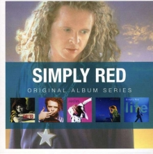 Simply Red - Original Album Series