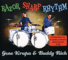 Razor Sharp Rhythm - de Buddy Rich