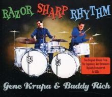 Buddy Rich - Razor Sharp Rhythm