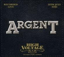 Argent - High Voltage Festival 2010