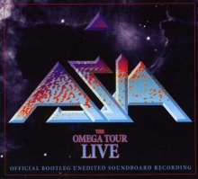 The Omega Tour Live: Live At The London Forum - de Asia