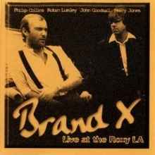 Live At The Roxy LA 1979 - de Brand X