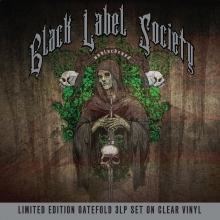 Black Label Society - Unblackened - Limited Edition - Clear Vinyl