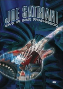Live In San Francisco - de Joe Satriani