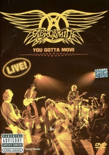 You Gotta Move - Live - de Aerosmith