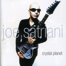 The Crystal Planet - de Joe Satriani