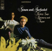 Parsley, Sage, Rosemary and Thyme - de Simon & Garfunkel