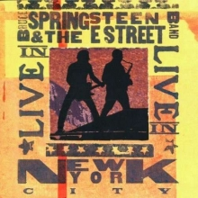 Live In New York City - de Bruce Springsteen
