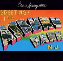 Greetings From Asbury Park,N.J. - de Bruce Springsteen