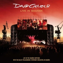 Live In Gdansk - de David Gilmour