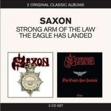 Saxon - Strong Arm Of The Law / The Eagle Has Landed
