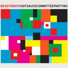 Beastie Boys - Hot Sauce Committee Part 2 (180g)