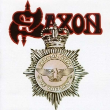 Strong Arm Of The Law - de Saxon