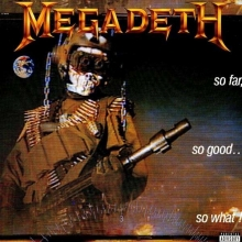 So Far, So Good, So What - de Megadeth