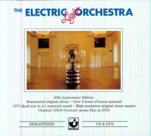 ELO - 40th Anniversary Edition - de Electric Light Orchestra