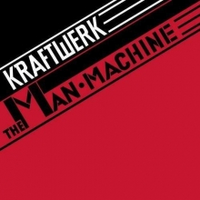 The Man Machine - de Kraftwerk