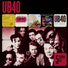 UB40 - 5 Album Set