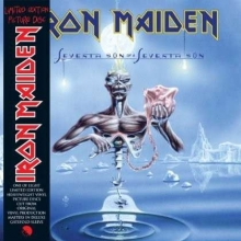 Iron Maiden - Seventh Son Of A Seventh Son - 180gr