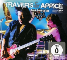 Boom Boom At House Of Blues (CD + DVD) - de Pat Travers