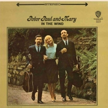 In The Wind - de Peter, Paul & Mary