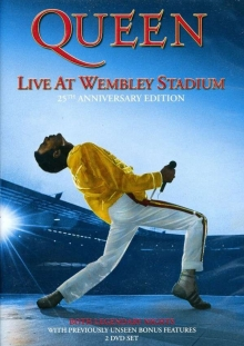 Queen - Live At Wembley - 25th Anniversary
