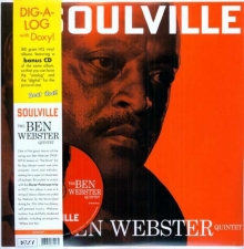 Soulville (180g) - de Ben Webster