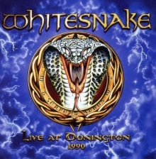 Live At Donington 1990 - de Whitesnake
