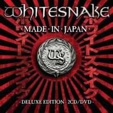 Made In Japan: Live 2011 -Deluxe Edition - de Whitesnake