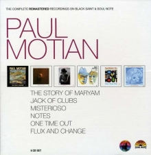 Paul Motian - Complete Remastered Recordings On Black Saint & Soul Note