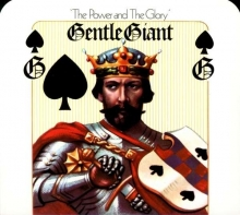 Gentle Giant - The Power And The Glory Lp -180 Gr