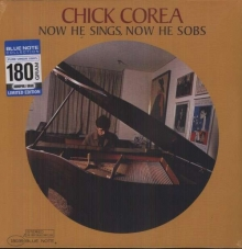 Now He Sings Now He Sobs - 180 Gr LP - de Chick Corea