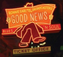 Ronnie Earl & The Broadcasters: Good News - de Ronnie Earl