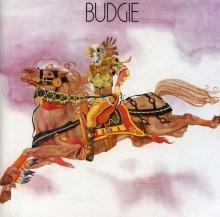 Budgie - de Budgie
