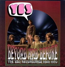 The BBC Recordings 1969-1970 - de Yes.