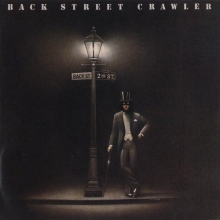 Back Street Crawler - Second Street  ( Japan-Papersleeve)