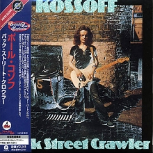 Back Street Crawler ( featuring Paul Kossof) - de Back Street Crawler