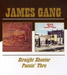 Straight Shooter / Passin' Thru - de James Gang