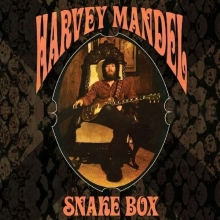 Harvey Mandel - Snake Box