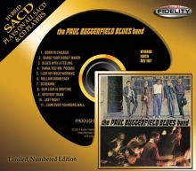 Butterfield Blues Band - The Paul Butterfield Blues Band (Hybrid-SACD)