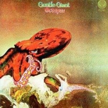 Gentle Giant - Octopus  ( limited 500 copies)