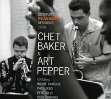 Complete Playboys Sessions 1956 - de Chet Baker