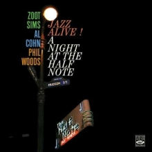 Jazz Alive: A Night At The Half Note 1959 - de Zoot Sims
