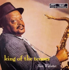King Of The Tenors (180g) - de Ben Webster
