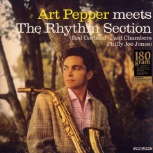 Meets The Rhythm Section (180g) - de Art Pepper