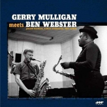 Gerry Mulligan - Mulligan Meets Webster (180g)