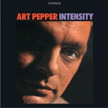 Intensity - de Art Pepper